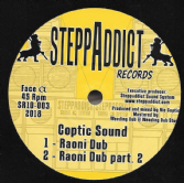 Coptic Sound - Raoni Dub / Part 2 / Wise Rockers - Higher Soul / Part 2 (Steppaddict) 10""